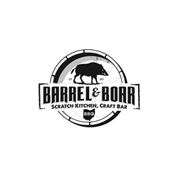 barrel and boar 250